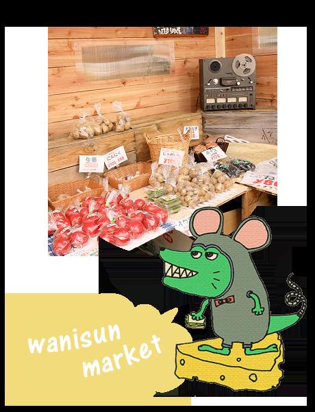 wanisun market